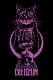COLISEUM Purple Cat Magic Shirt