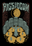 RIGS OF DOOM Amp Worship Shirt