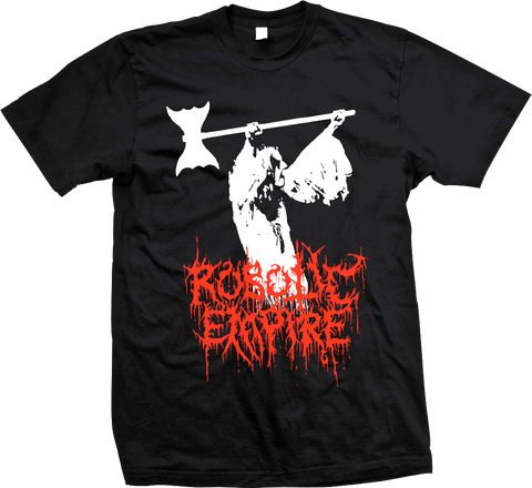 ROBOTIC EMPIRE Blackmetal Sabbath Shirt