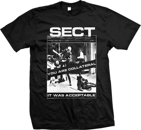 SECT Collateral Shirt - MEGA SALE