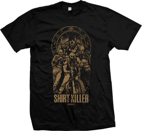 SHIRT KILLER Restricted Shirt