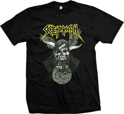 SKELETONWITCH Worship The Witch Shirt