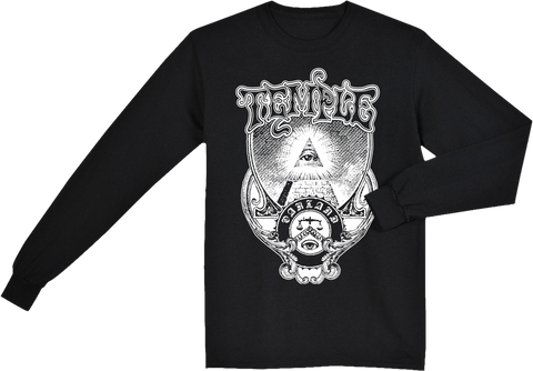 TEMPLE TATTOO Oakland Longsleeve