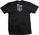 THOU Slaves Shirt Black