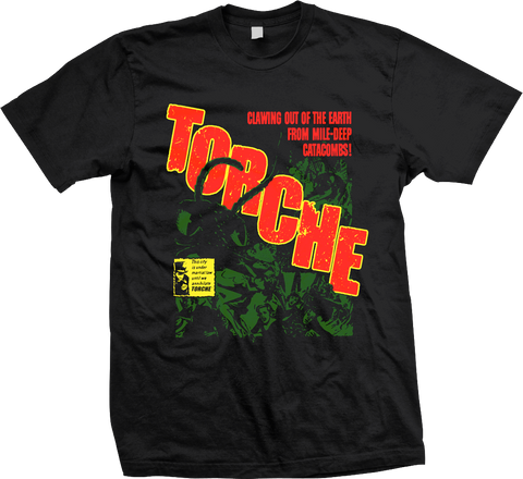 TORCHE Monster Attack Shirt