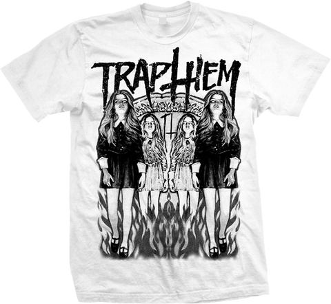 TRAP THEM The Watchers White Shirt