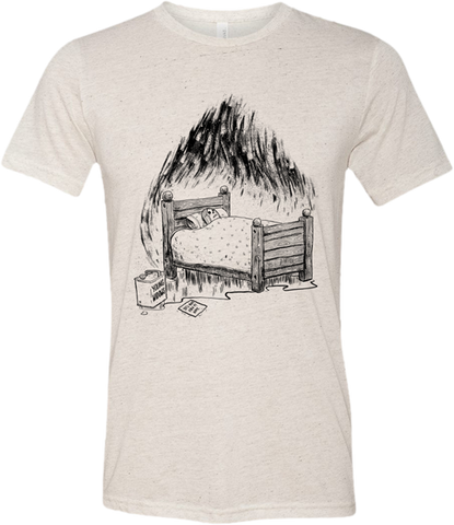 YOUNG WIDOWS Kerosene Girl Shirt