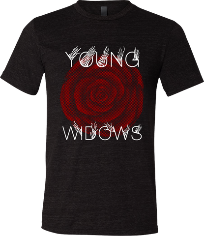 YOUNG WIDOWS Rose Shirt