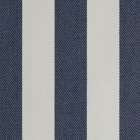 Sunset Stripes Deep Blue