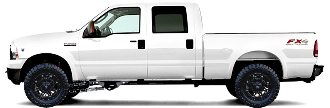 F250 F350 2005-2010 Ford Lift Kit 4-link upgrade