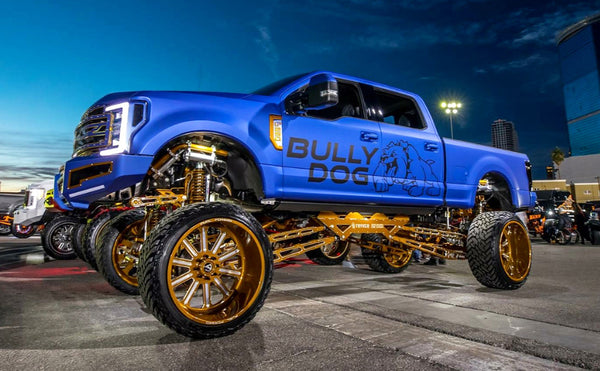 2017 F250 Lifted >> Stryker Off Road Design | High End Performance Suspension Parts