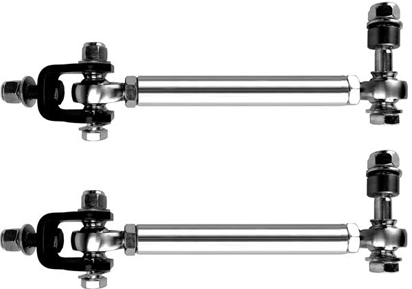 6 inch extended sway bar end links for dodge ram 2500 3500