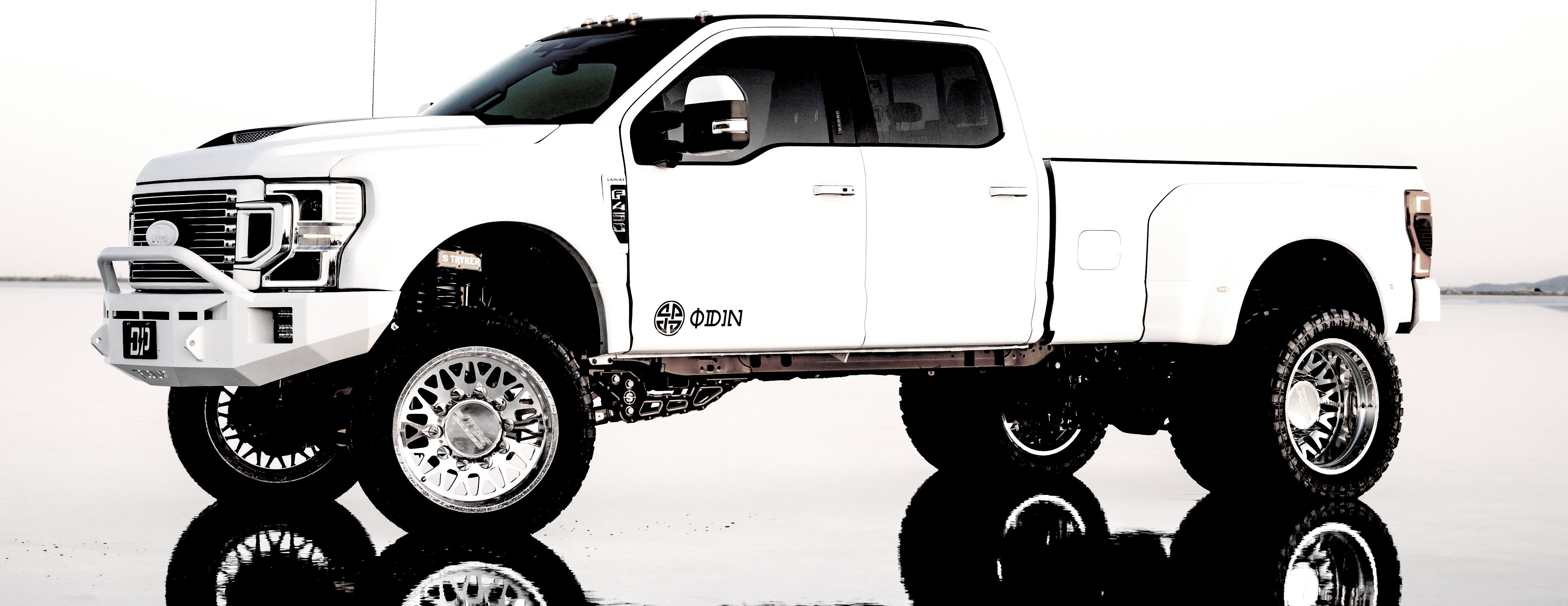 Diesel Brothers 2021 F450 Odin Build with Stryker 4 Link