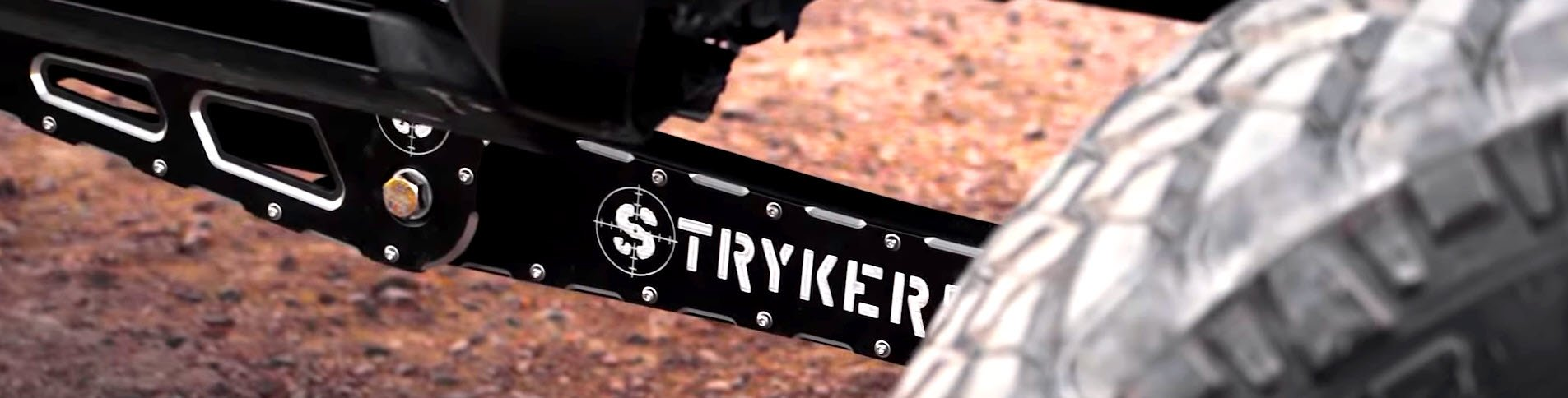 Stryker F450 RAD Identity Series Lift Kit for Diesel Brothers Truck Giveaway