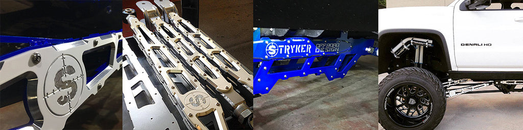 Stryker Off Road Design Become a Distributor Banner