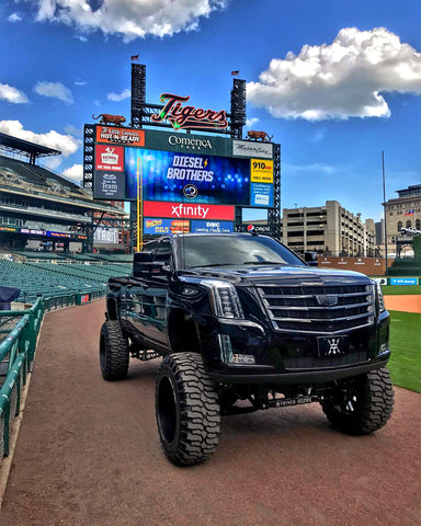 tryker Off Road Design 2016 Chevy HD with a Duramax Diesel, Diesel Brothers
