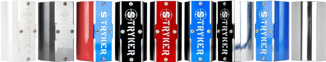F250 F350 F450 Oil Can Stryker Identity Series Badge Kit