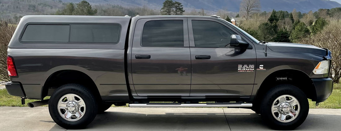 Dodge Ram 2500 with Spacer Lift