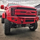 7 Inch 2017 - 2018 Ford F-250 / F-350 Super Duty Identity Series Suspension Lift Kit - Stryker Off Road Design