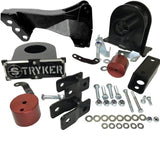 "2.5""  F250 F350 Leveling Kit for 2005 to 2021 SUPER DUTY"
