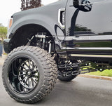 "2017 - 2019 Ford Super Duty 4 Link Upgrade 6-9"" of lift - Identity Series - Stryker Off Road Design"