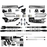 "6"" F250 4-LINK LIFT KIT FOR 2011 TO 2016 Ford Super Duty"