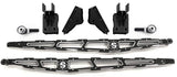 "0-12"" Identity Series Short Bed Ladder/Traction Bars for 2017-2020 Ford F250/350 Super Duty - Stryker Off Road Design"