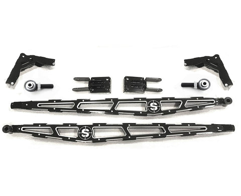 2003 - 2013 Dodge Ram 2500 / 2003-2012 Ram 3500 Ladder/Traction Bars - Identity Series - Stryker Off Road Design