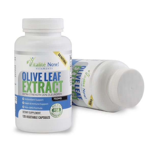 Super Strength Olive Leaf Extract 120 count