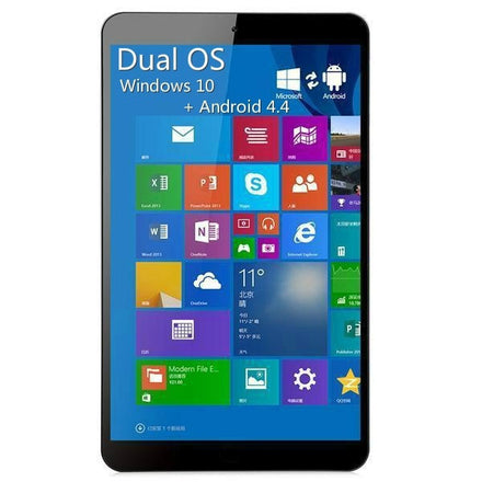 Dual OS 2 in 1 Tablet Pc  Windows 10 & Android 4.4  tablet Intel Quad Core 1.83GHz 8.9inch IPS Tablet PC 32GB