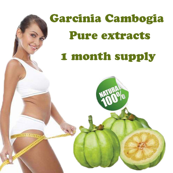 1 set is for 1 bottle (30 DAYS SUPPLY) Pure garcinia cambogia slimming products loss weight diet product for women