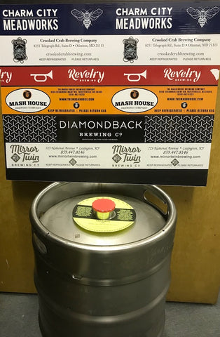 Barrel Wrap for Keg