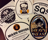 Craft Brew Decals