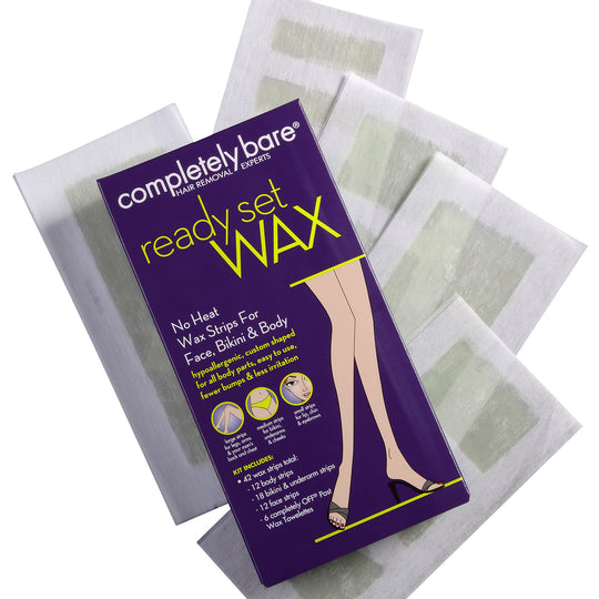 Ready Set Wax!  Watch for our best tips and tricks :)