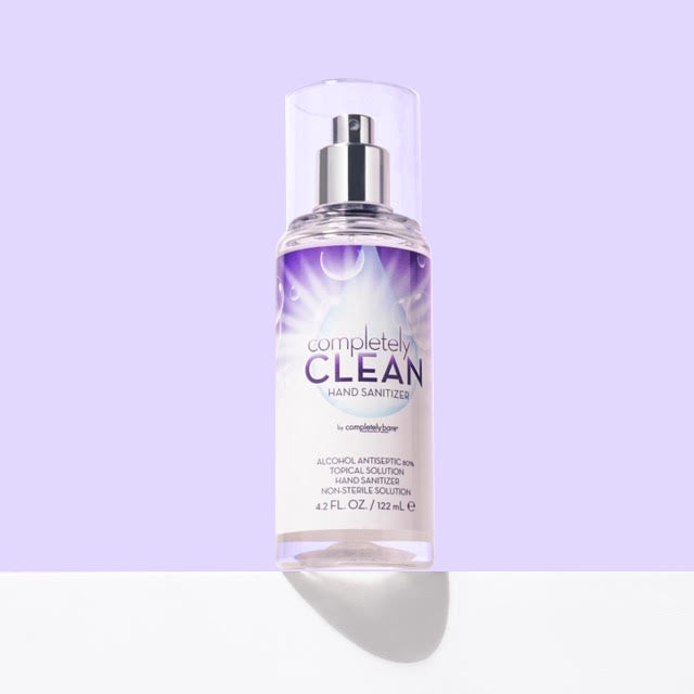 completely CLEAN <br>Hand Sanitizer Spray