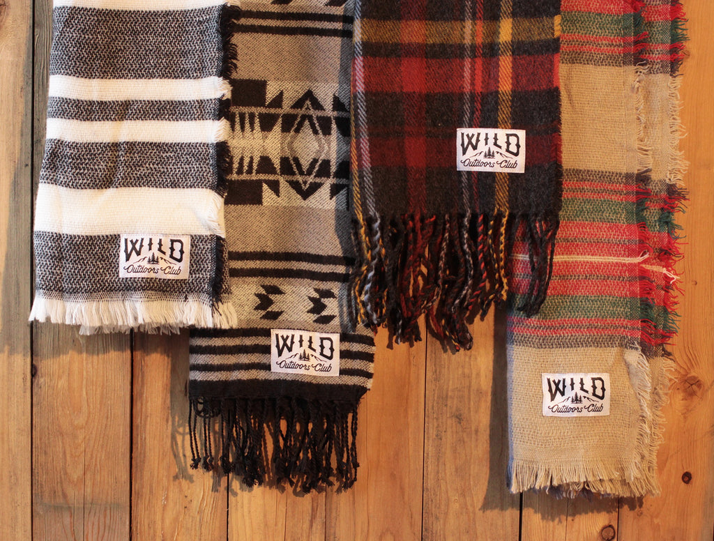 Fall Scarves Are Here!