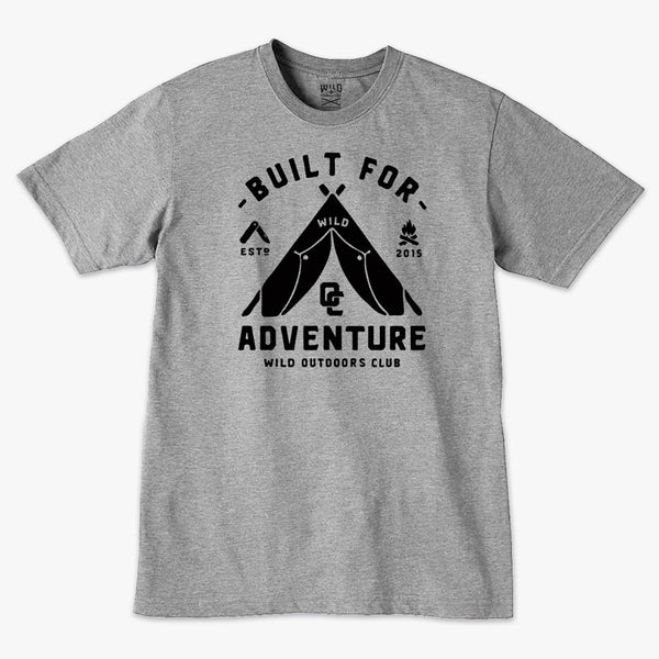 """ADVENTURE"" - MENS TEES"