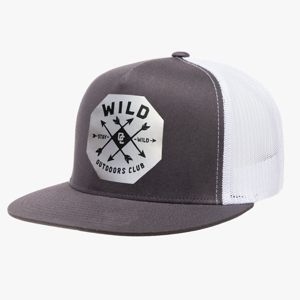 ARROWS -  2-TONE MESH TRUCKER HAT
