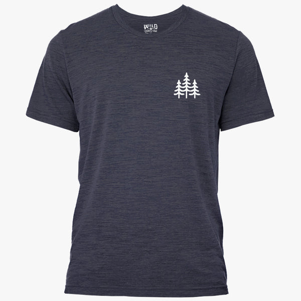 """PINES"" - MEN'S TEES"