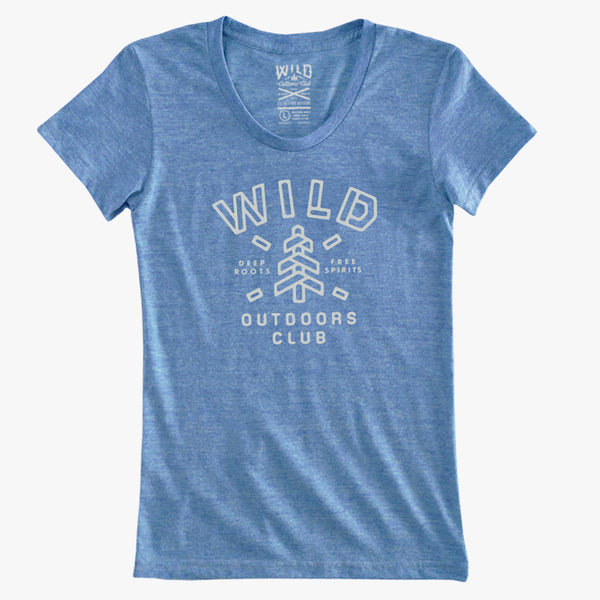 """ROOTS"" - TRI-BLEND WOMEN'S TEES"