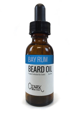 Bay Rum Beard Oil