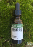 Moss Man Beard Oil