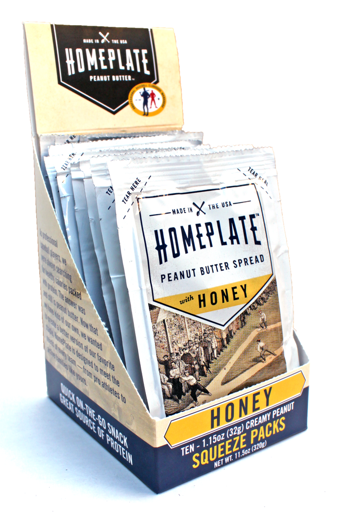 <strong>Honey Squeeze Packs</strong><br/>100 Pack Case