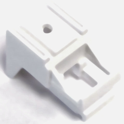 Bracket for Bendable Aluminum & Plastic Moulding Track