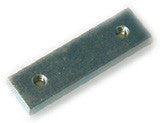 Splice for Non-Bendable Aluminum Track