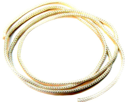 Nylon Cording: Non-Stretch