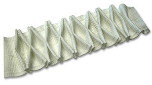 Shirring Tape - Diamond Pleat Design