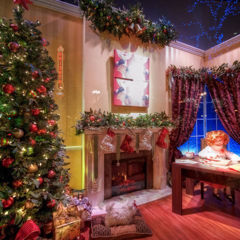 Custom NYC Christmas decoration rental packages from Rent-A-Christmas
