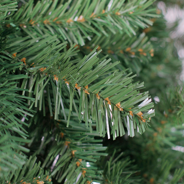 Rent Christmas Decorations.Unlit 6 5 Artificial Spruce Christmas Tree