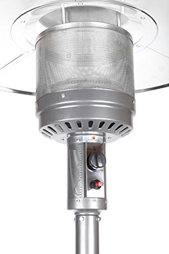 Outdoor Propane Heater with Tank -  - Rent-A-Christmas - Rent-A-Christmas
